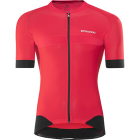 Etxeondo Maillot M/C Mendi Maillot manches courtes Homme, red